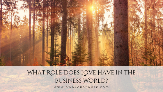 What Role Does Love Have in the Business World by Sonya Amrita
