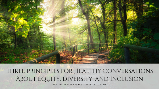 Mindful Business Equity Diversity Inclusion