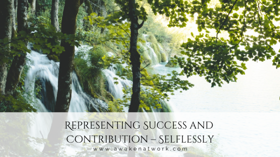 Selfless Successes & Contributions