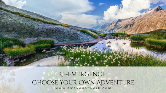 Re-emergence: Choose Your Own Adventure